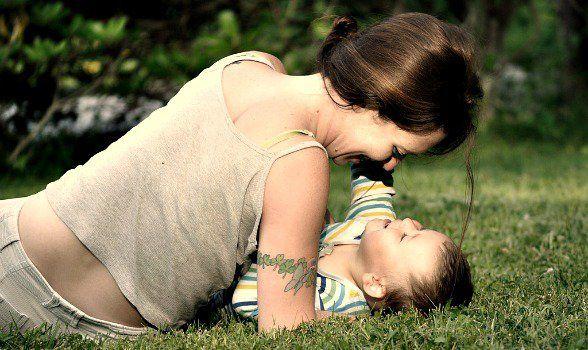 ¿Qué es el amor tiene que ver con la educación de los niños confidentes