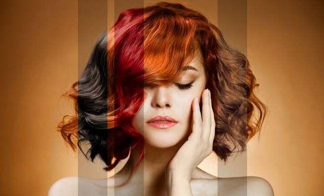 Lo que si no le gusta su nuevo color de pelo