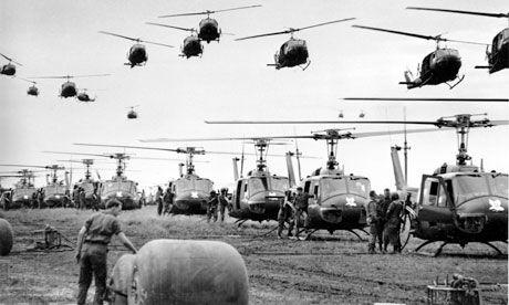 Cuando comenzó la guerra de Vietnam?