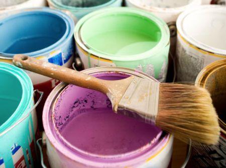 Al pintar la casa de la fecha de caducidad?