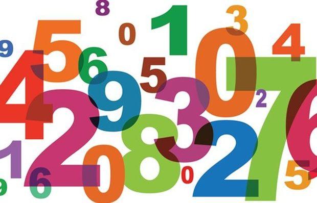 Cuando especifique los números