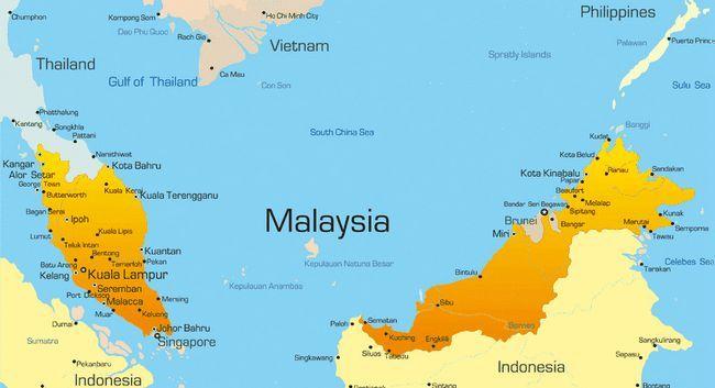 Dónde ir en Malasia