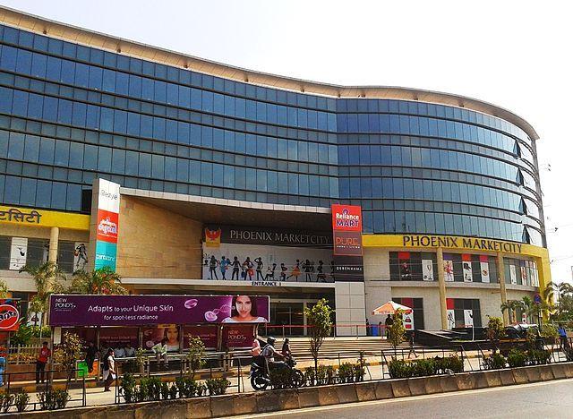 ¿Por qué los indios prefieren centros comerciales