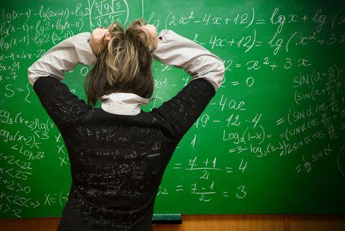 ¿Por qué la gente odia las matemáticas?