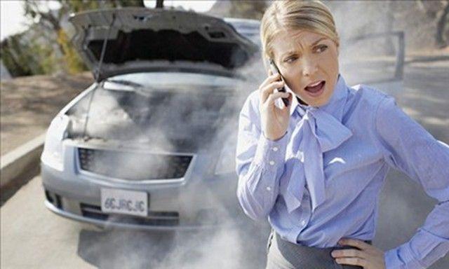 ¿Por qué mi coche es el sobrecalentamiento?