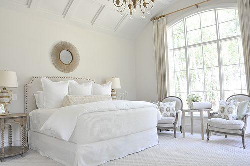 ¿Por qué el amor ropa de cama blanca