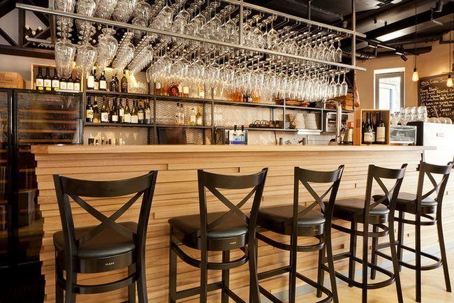 Wine bar de decoración Ideas