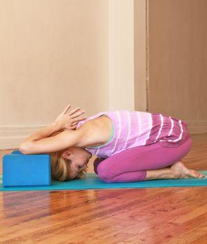 Yoga para el dolor de cuello